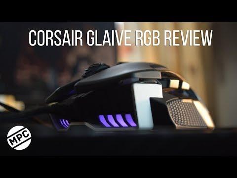 Corsair Glaive RGB Review - $69 Semi Modular Gaming Mouse