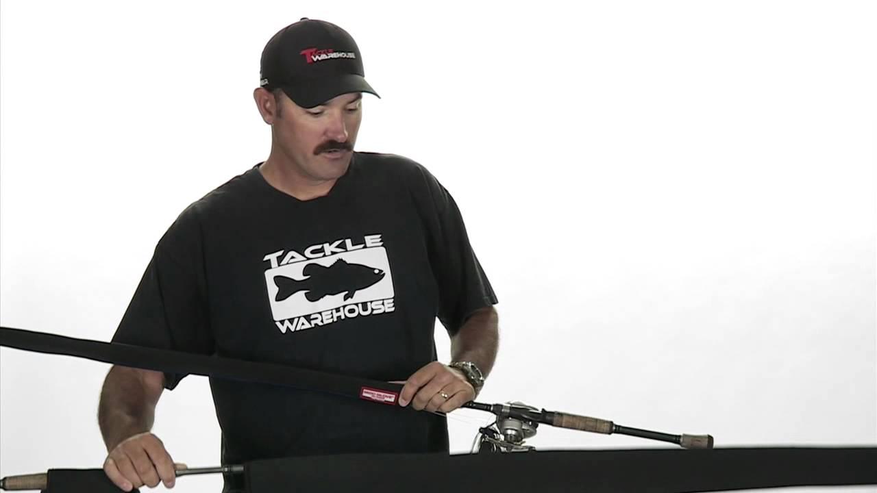 Rod Glove Neoprene Pro Series Spinning Standard Rod Storage Sleeve