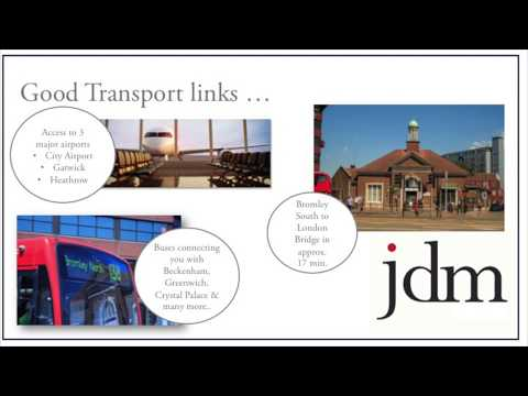 jdm Estate Agents Bromley Area Guide