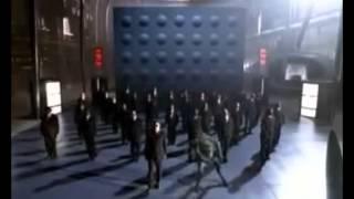 Франмент фильма Люди в черном Танец