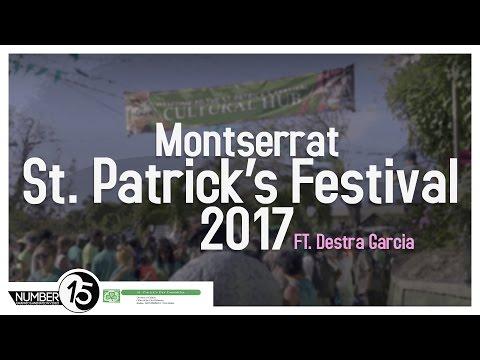 Montserrat - St. Patrick's 2017 [Number15 Video]