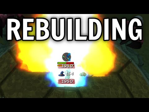 Rebuild to 1 Bil - Episode 1 [Runescape 2016]