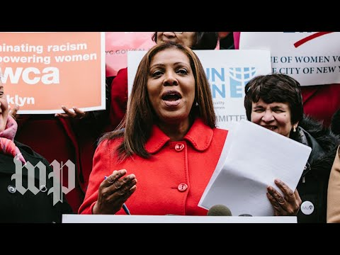 Who is Letitia James?