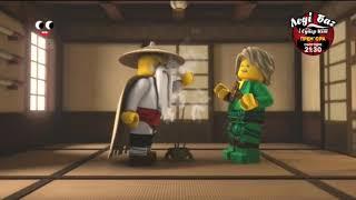 Трейлер 11 сезона Лего Ниндзяго на украинском языке