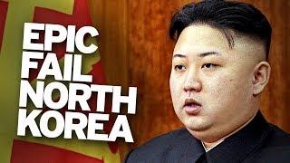 North Korea Uses Camo Paint To Fake Military Aircraft