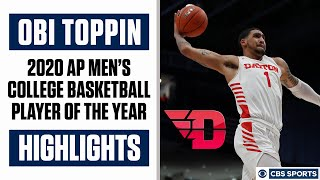 """Obi Toppin Highlights: """"One of the best dunkers in college basketball history"""" 