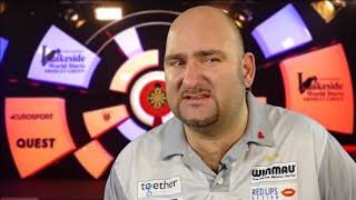 Scott Waites REACTS to losing out to Glen Durrant in the 2019 BDO World Championship final