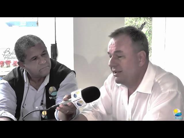 Élcio Ribeiro Entrevista: Com Thomas Weber e Nani Mancini