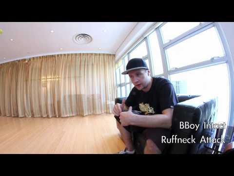 BBoy Intact Shoutout to Hong Kong BBoys & Bgirls