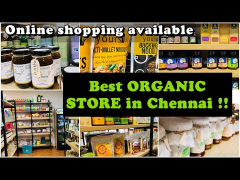 Vaer Organic   Healthy Organic Shopping in Chennai   Groceries to Cosmetics   Part 2