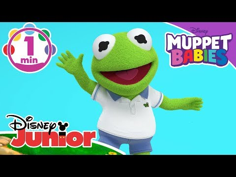 Muppet Babies | Song - YAY! 🎵| Disney Junior UK