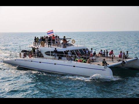 豪華遊艇一日遊 - YouTube