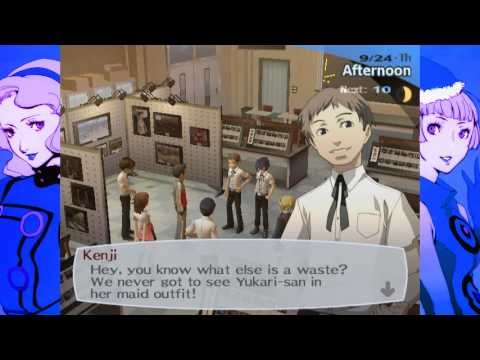 Let's Play Persona 3 FES - Part 55 - Comedy Duo