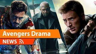 Where Was Nick Fury During Civil War & Avengers Infinity War Explained