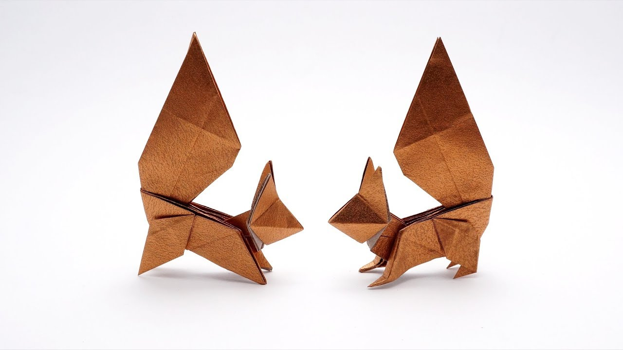 小松英夫马折纸教程图解 | Origami horse, Origami animals, Origami ... | 720x1280