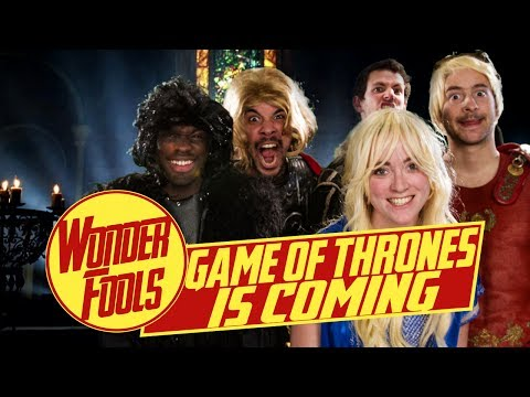Game of Thrones is coming