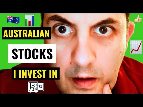 Australian Stocks I Invest In!
