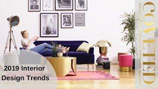 Gambar cover 2019 Interior Design Trends | Coveted Magazine