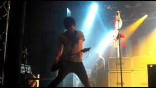 All Time Low - Damned If I Do Ya (West Coast Riot 2011 Göteborg, Sweden)