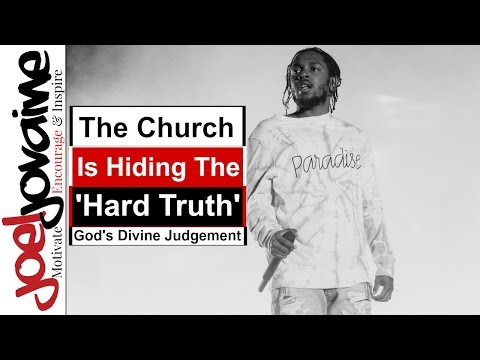 Kendrick Lamar Calls Out The Church For Not Preaching The Hard Truth