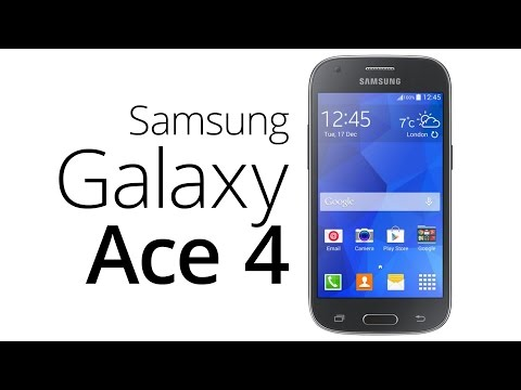 Samsung Galaxy Ace 4 (recenze)