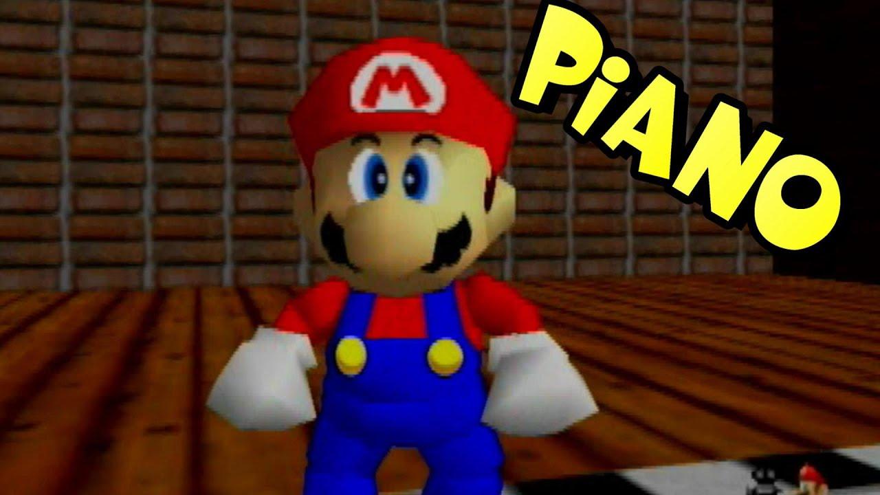 Super Mario 64: Slide Theme [Piano]