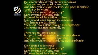 "Bob Marley ""Stand Alone"" (Lyrics-Letras)"