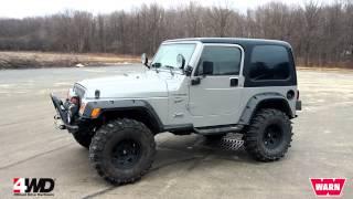 Video 2000 Jeep TJ Parts by 4 Wheel Drive Hardware download MP3, 3GP, MP4, WEBM, AVI, FLV Juli 2018