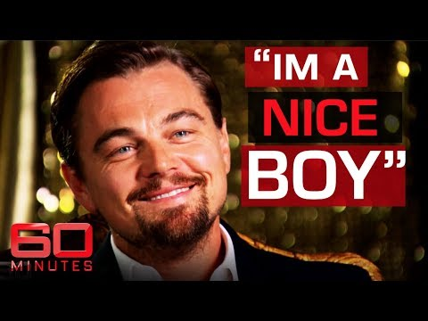 Leonardo DiCaprio on marriage, kids and movie romance | 60 Minutes Australia