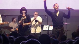 Maliq & D'essentials -  Pilihanku ~ Terlalu @ Live n Loud-Oz FM [HD]