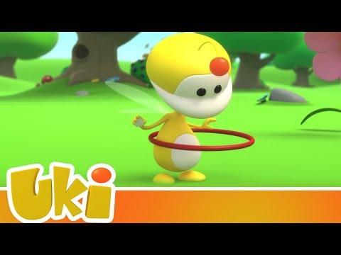 Uki - Hula-Hoops (Full Episode)