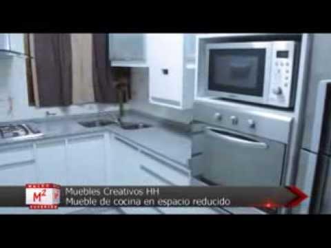 Hh muebles creativos cocina   youtube