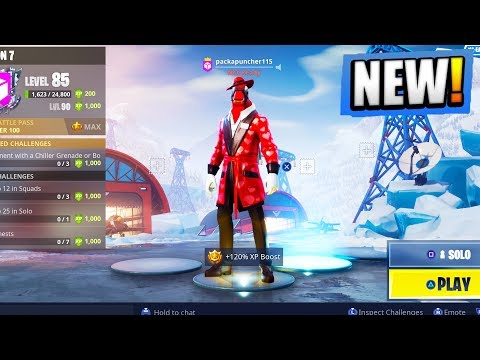 NEW FREE Valentine's Day Challenges in Fortnite GAMEPLAY! (Fortnite Battle Royale) thumbnail