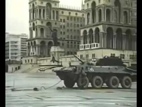 Русский генерал о Ходжалы