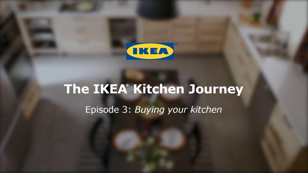 Buy A Kitchen   IKEA Kitchen Video Series (3 Of 4)