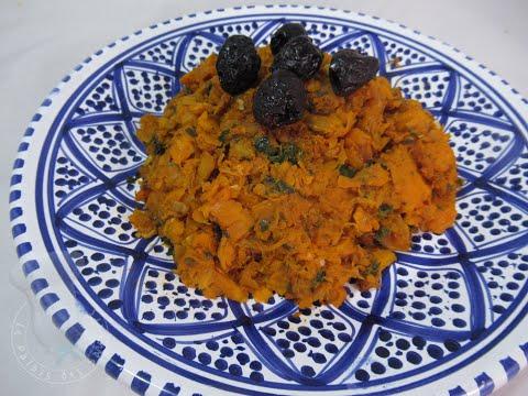 recette-du-zaâlouk-de-carottes