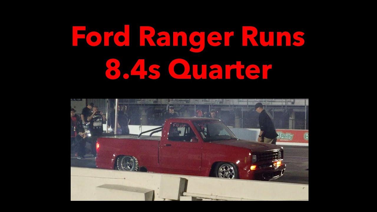 Fastest ford ranger