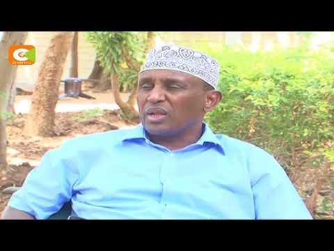 Garissa governor hospital impromptu visit