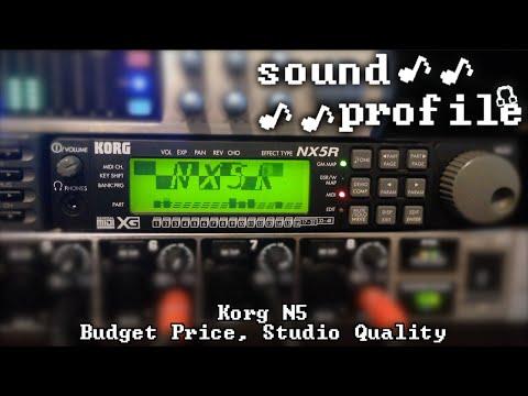 Korg N5: Budget