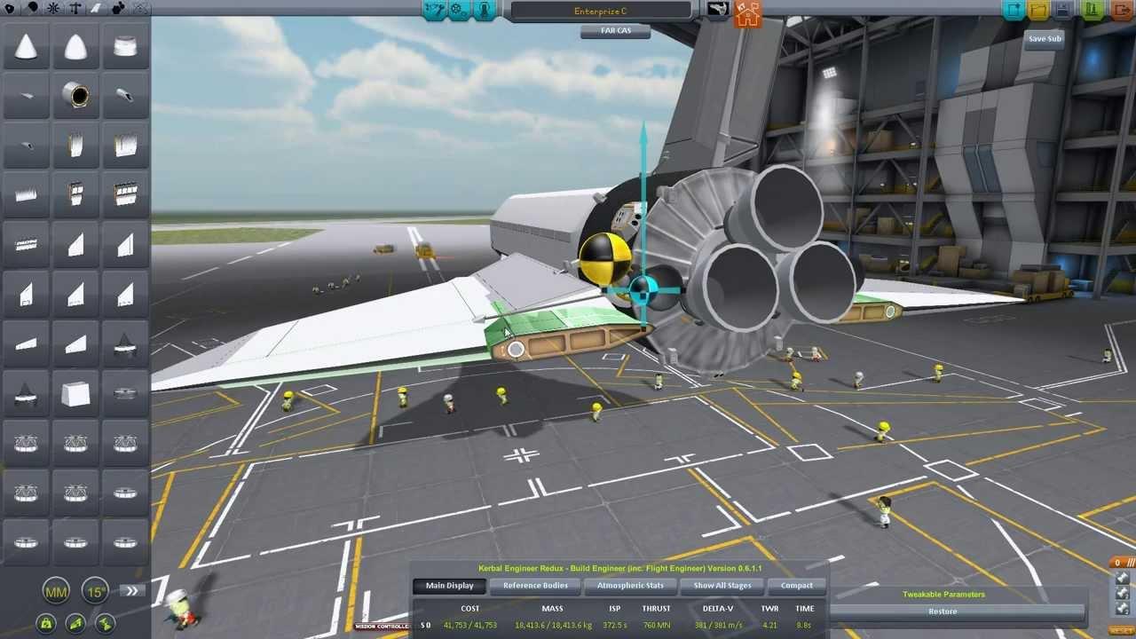 ksp space shuttle parts - photo #22