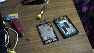 замена аккумулятора в телефоне Sony Xperia Acro S (LT26w)