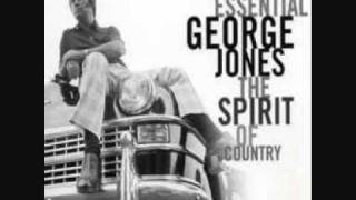 George Jones - I just don