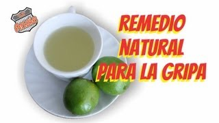 REMEDIO NATURAL CONTRA LA GRIPA