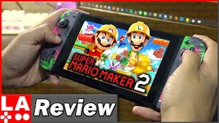 Super Mario Maker 2 Review | Nintendo Switch (Video Game Video Review)