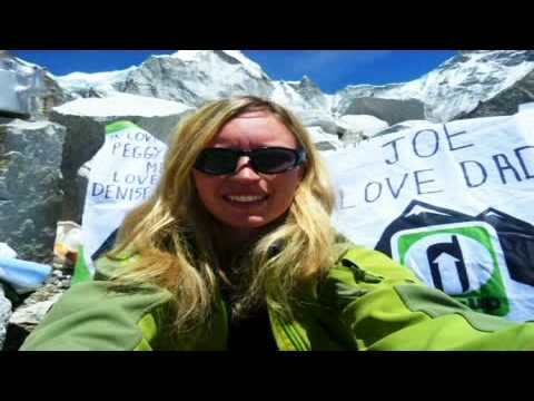 Bonita Norris - the youngest British woman to reach the summit of ...