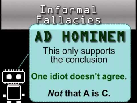 Logic & Arguments   logical fallacies formal & informal fallacies download our book