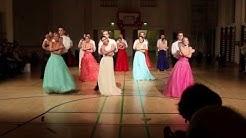 Wanhat 2014 Svenska Samskolan i Tammerfors oma tanssi