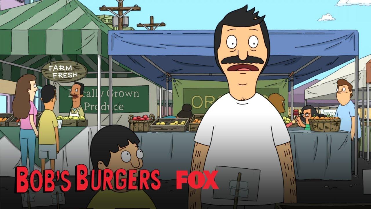 Download Bob & Gene Find The Woolly Neptune Mushroom   Season 10 Ep. 2   BOB'S BURGERS