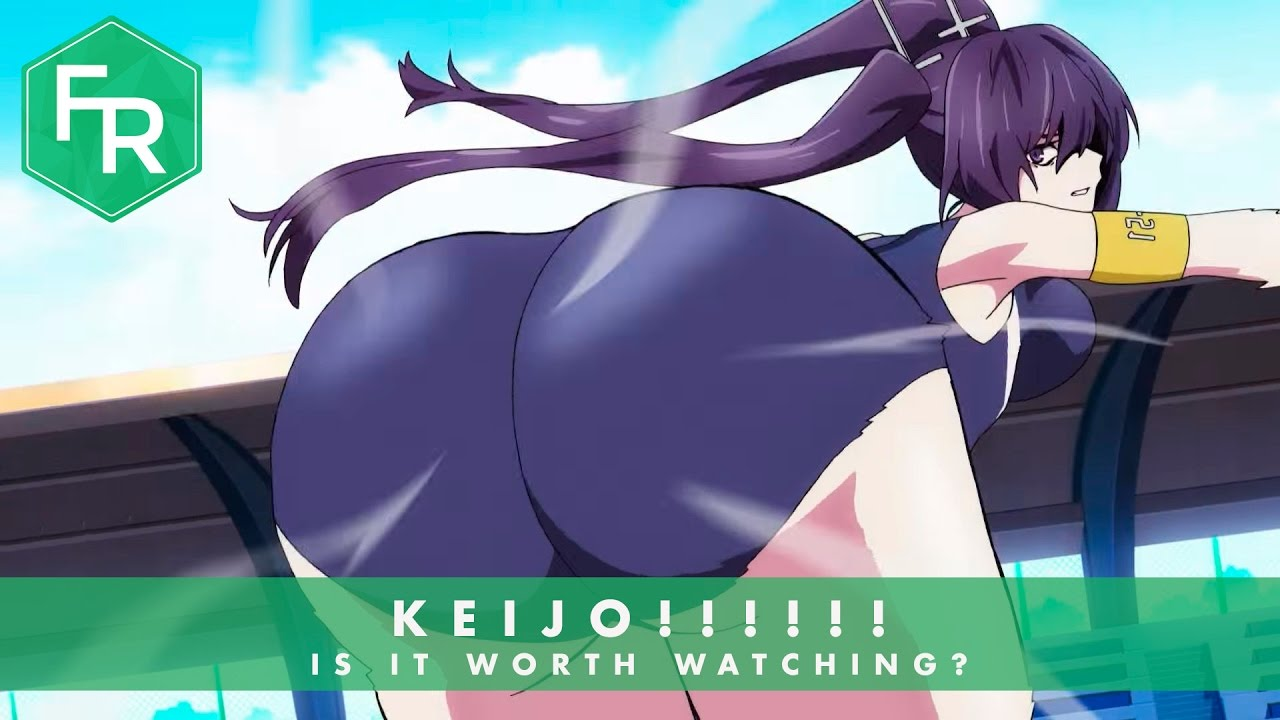 Is Keijo Worth Watching? | First Reaction of Eps 1-4 - YouTube