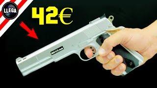 42€ Me Ha Costado Esta Colt 1911 De Airsoft de Iniciación - Cosas Compradas En Internet thumbnail
